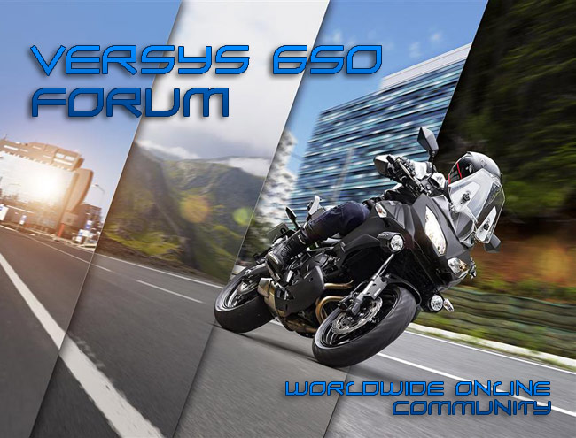 versys forum